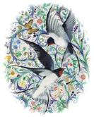 Swallows bring good luck and prosperity