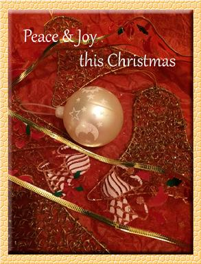 Happy Christmas Peace 2017