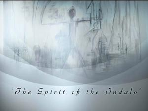 Spirit of the Indalo superstition